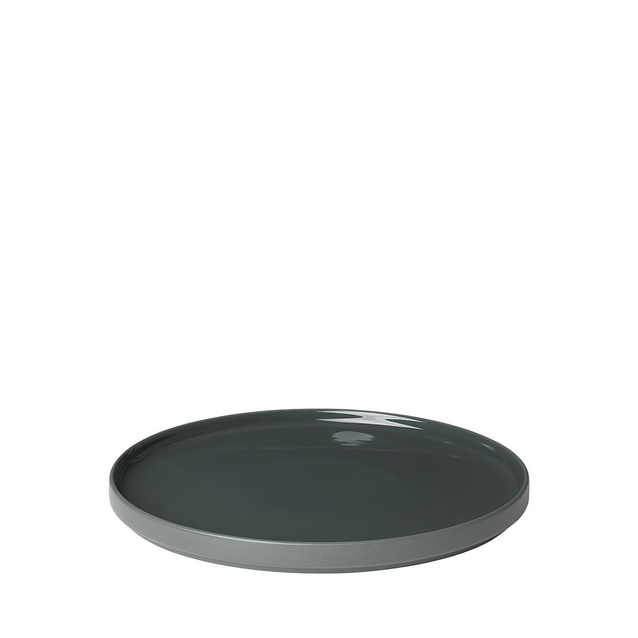 Mělký talíř MIO 27 cm agave_0