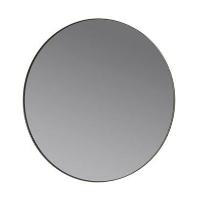 Kulaté závěsné zrcadlo RIM 80 cm khaki_0