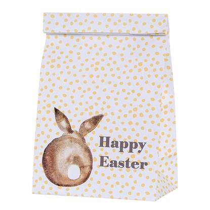 Papírový sáček Happy Easter zajíc_0