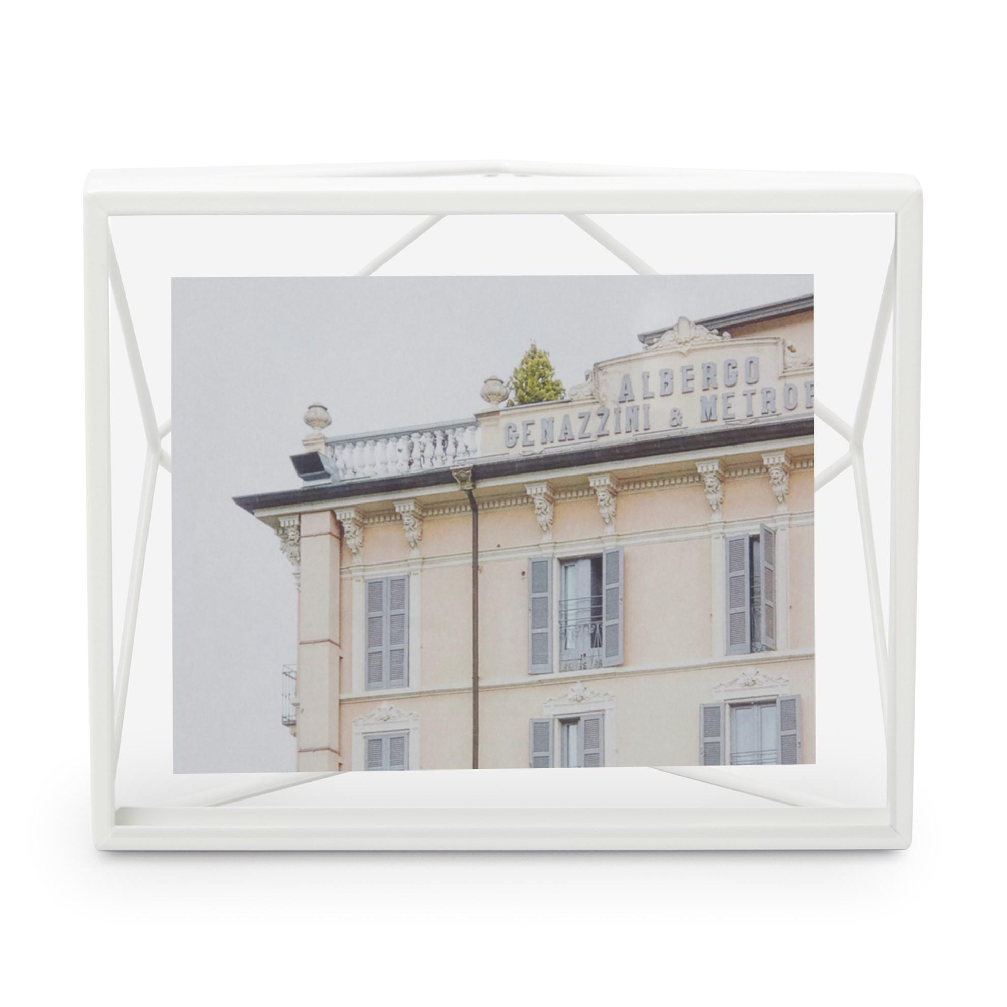 Fotorámeček PRISMA 20x25 cm bílý_1