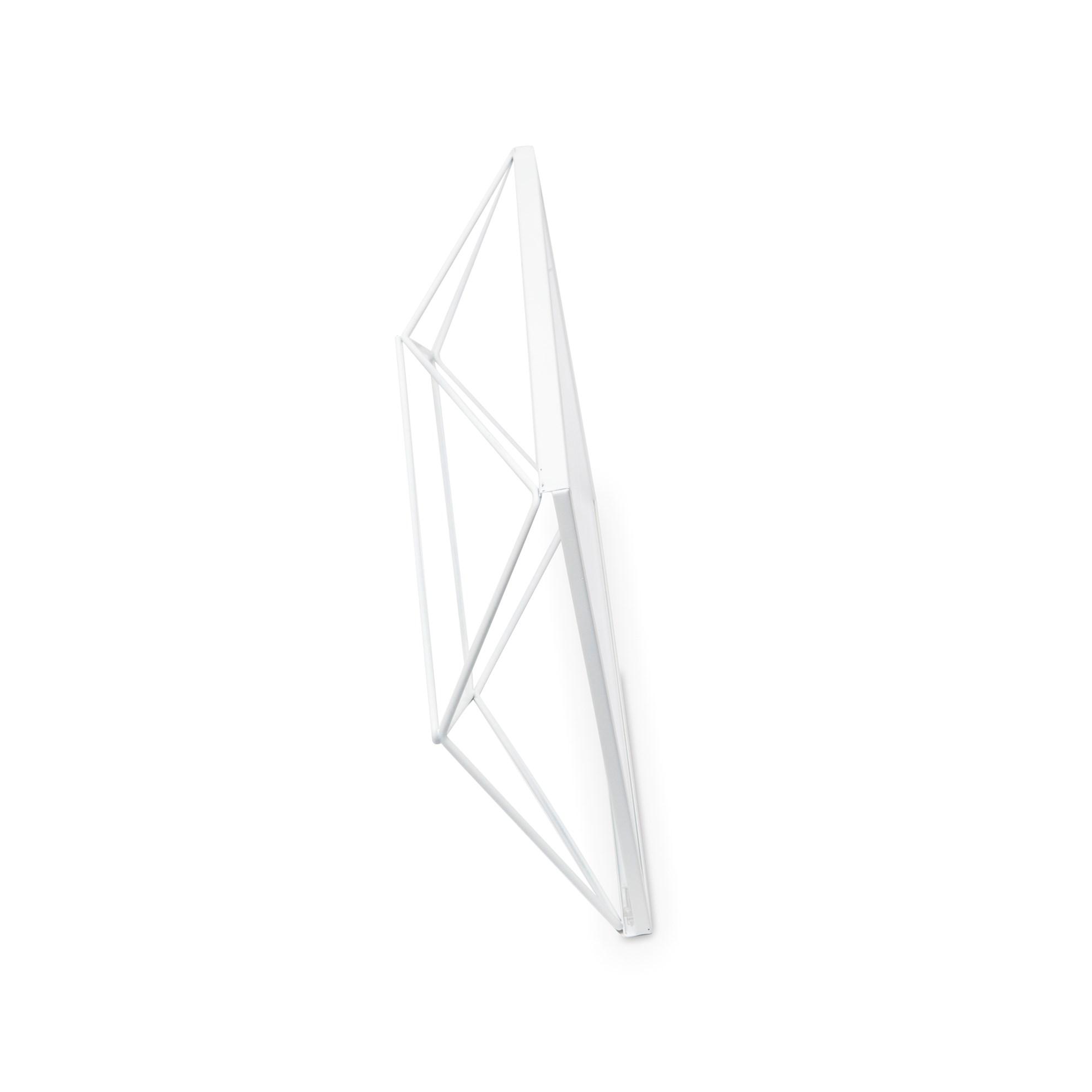 Fotorámeček PRISMA 48x23 cm bílý_2