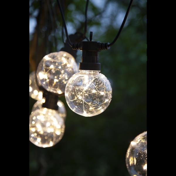 Světelný řetěz BIGCIRKUS 10x LED černý_0