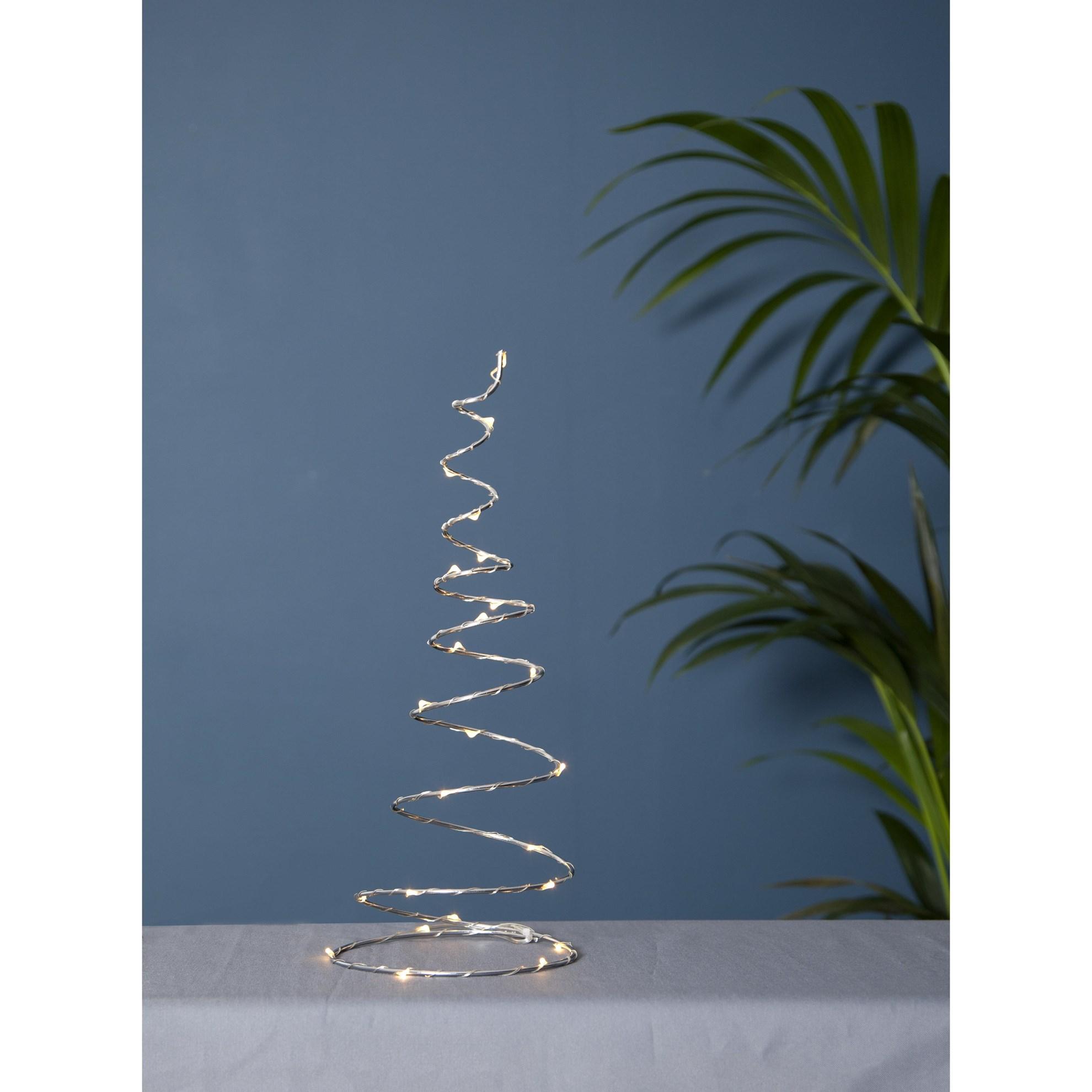 """LED-dekorační svícen """"Dizzy"""" 14x40 cm_0"""