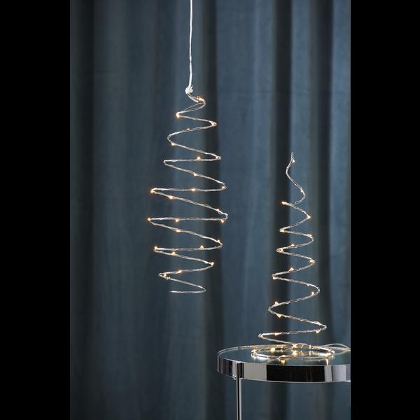"""LED-dekorační svícen """"Dizzy"""" 14x40 cm_2"""