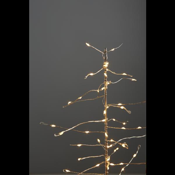 """3D LED stromek """"Firework"""" 80xLED_1"""