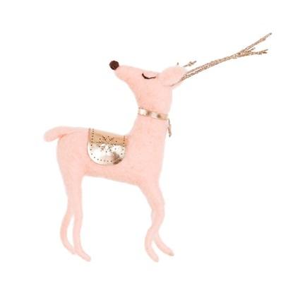 Vánoční dekorace Felt Deer_0