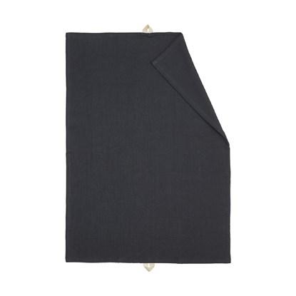 Utěrka 50x70 AGNES černá_0