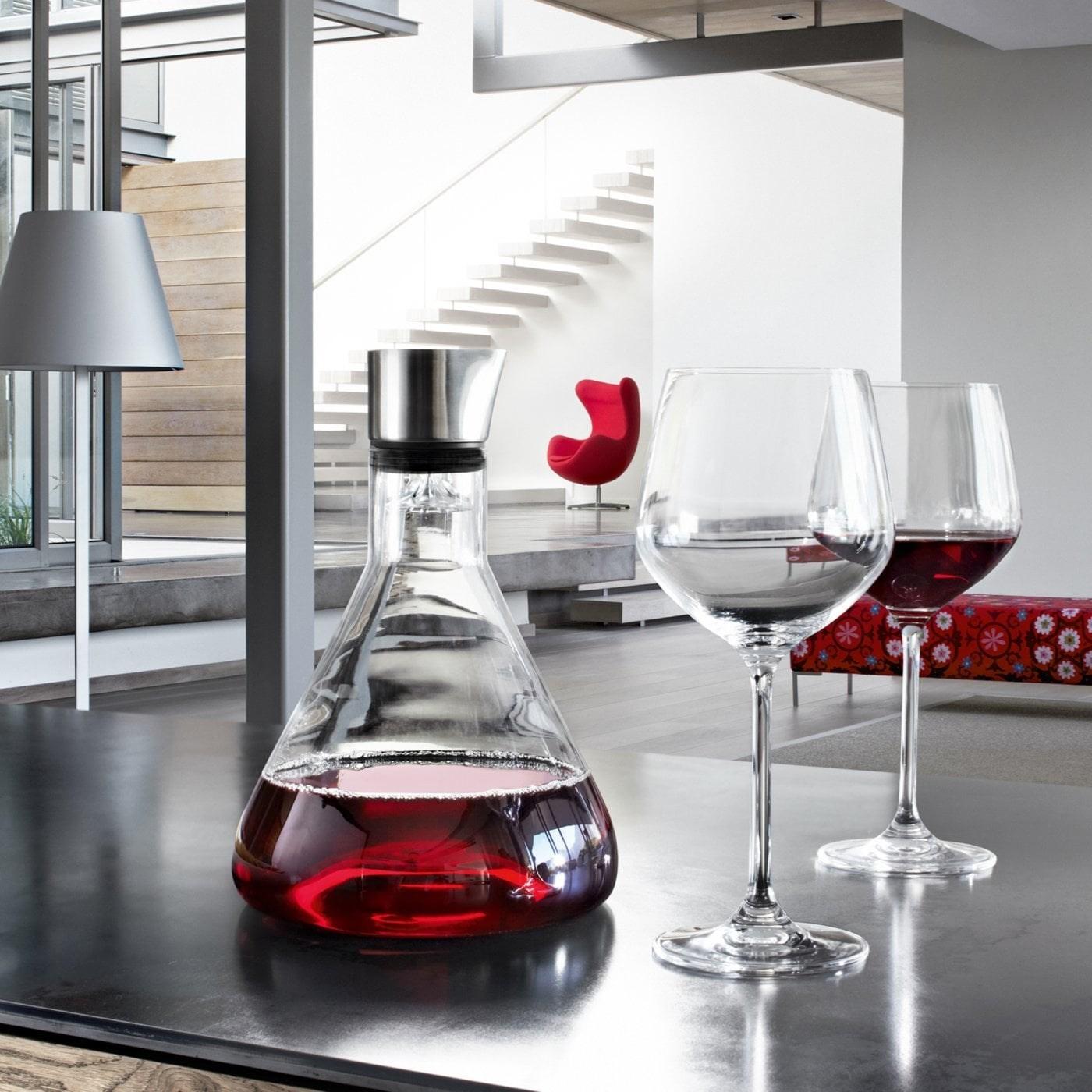 Obrázek z Dekantovací karafa na víno DELTA