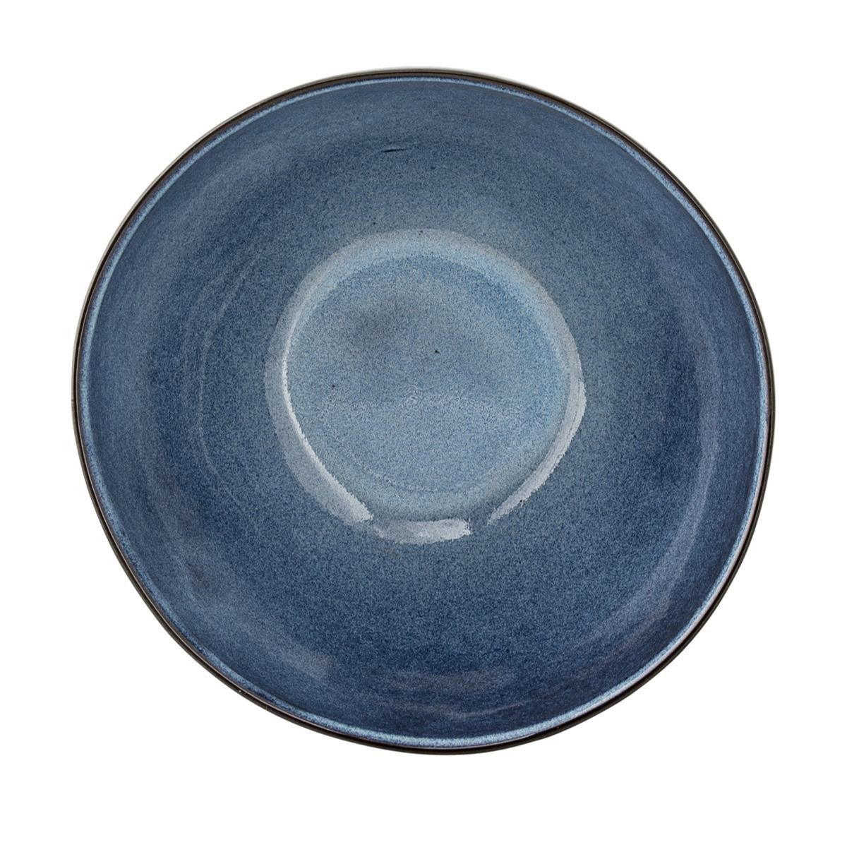 Kameninová miska P.15 cm modrá_0