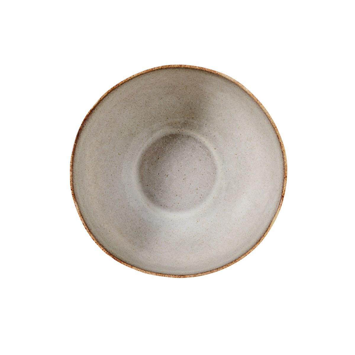 Kameninová miska P.15 cm písková_0