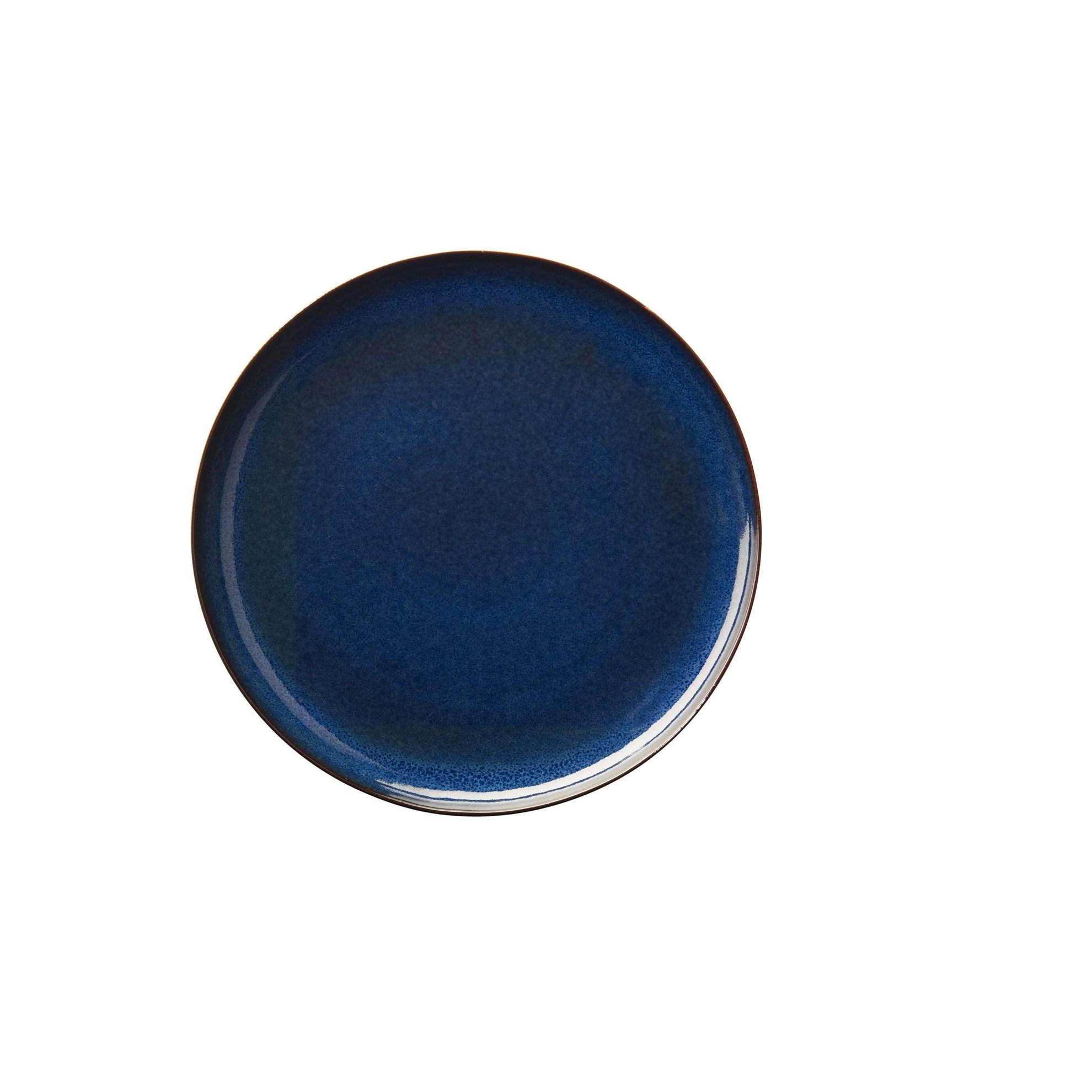 Velký talíř SAISONS 31 cm modrý_0