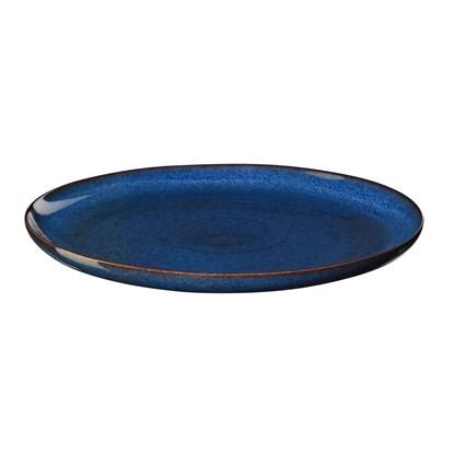 Velký talíř SAISONS 31 cm modrý_1