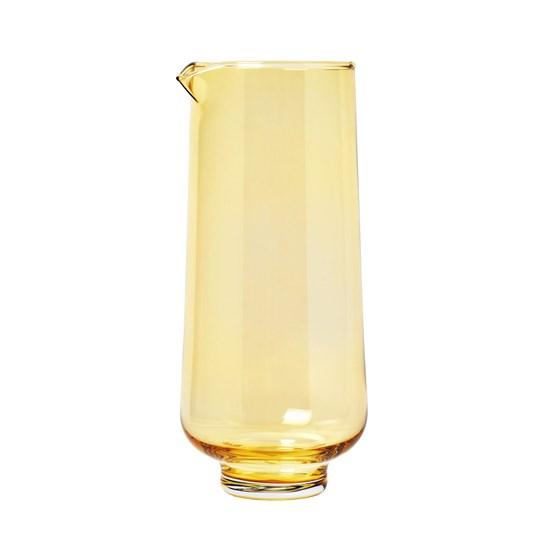 Karafa na vodu FLOW 1,1l zlatá_0