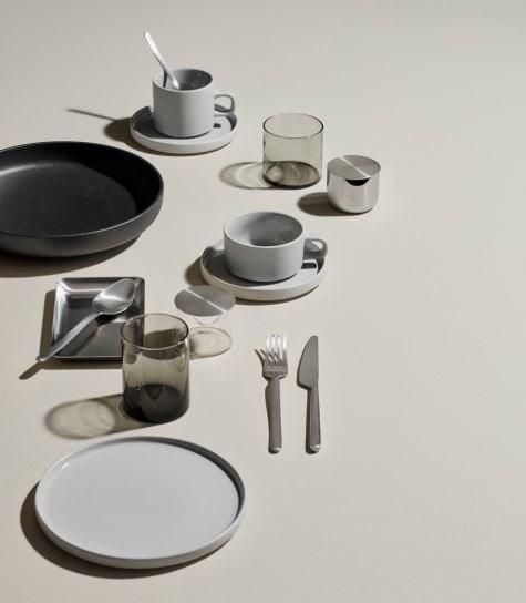 Obrázek z Šálek na čaj MIO SET/2ks šedý