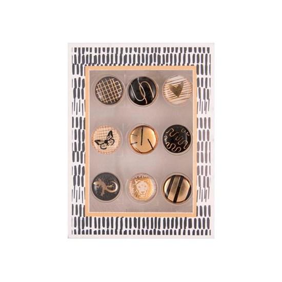 Připínáčky 15mm 9ks/bal_0