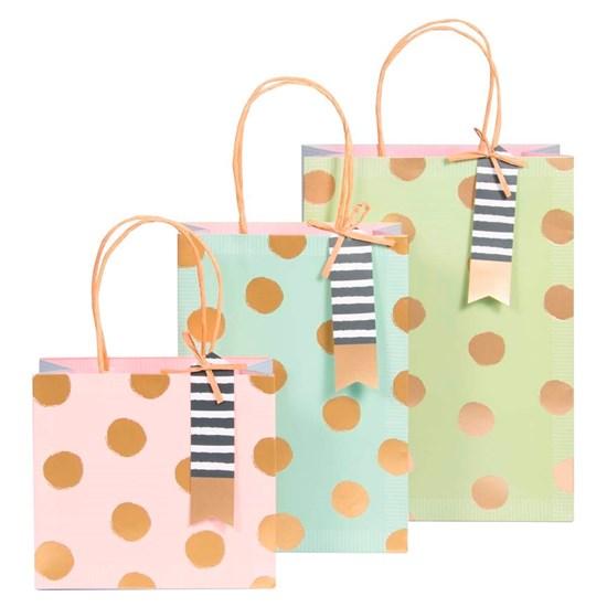 Kvalitní dárkové tašky SET/3 vel._0