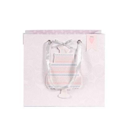 Kvalitní dárková taška 28x25x11 cm_0