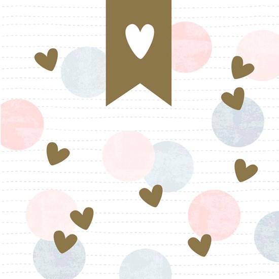 Malé svatební přání 8x8 cm s obálkou_0