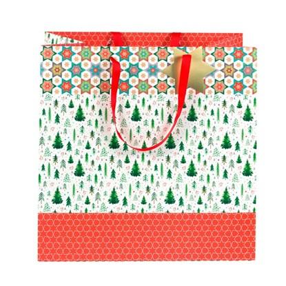 Kvalitní dárková taška 38x38x21,5cm_0
