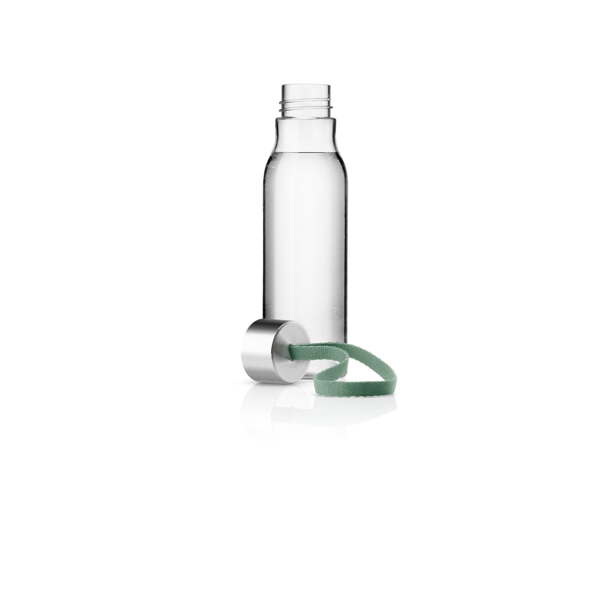 Láhev na pití 0,5l zemitě zelené poutko_0