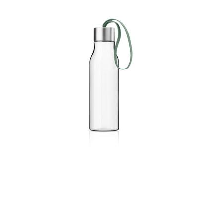 Láhev na pití 0,5l zemitě zelené poutko_3