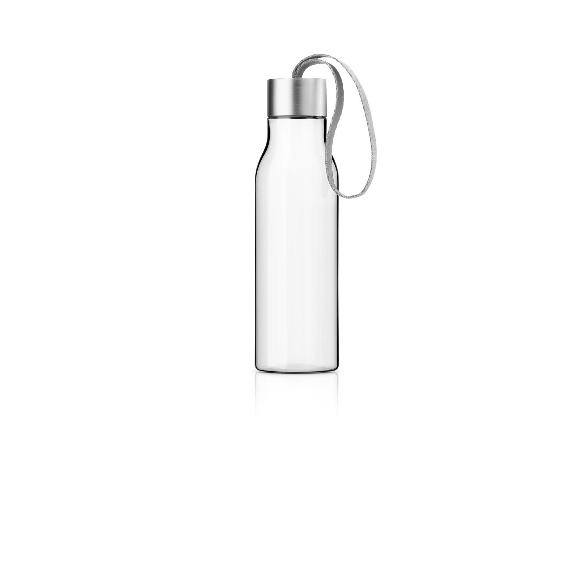 Láhev na pití 0,5l mramorově šedá poutko_4