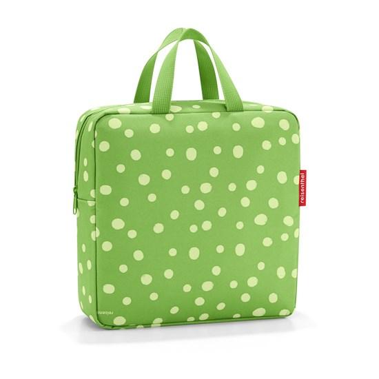Termotaška na oběd FOODBOX M spots green_2
