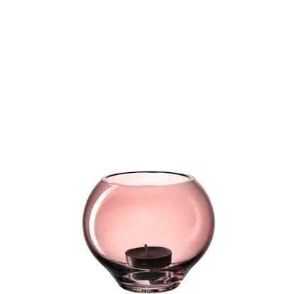 Svícen MILANO 11 cm růžový_0