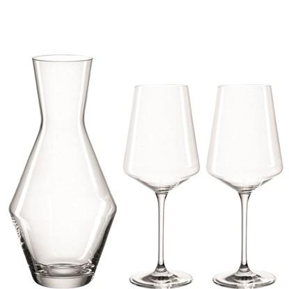Karafa a skleničky na víno PUCCINI SET/3_0