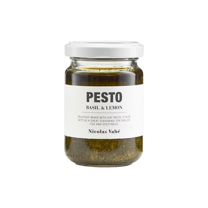 Pesto Bazalka & Lemon, 135g (Nvcl003)_1