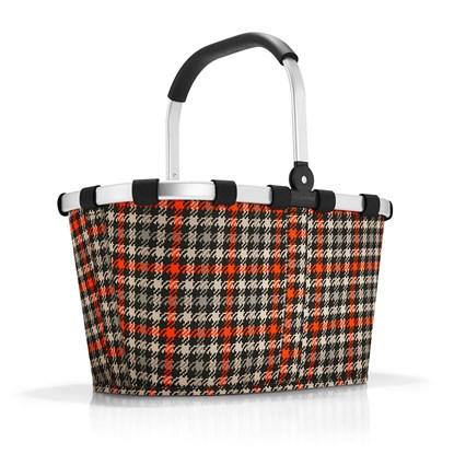 Nákupní košík Carrybag glencheck red_6