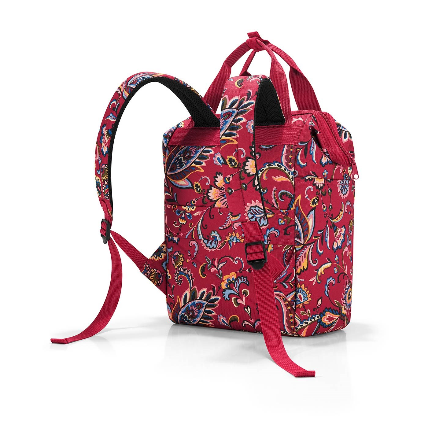 Batoh/taška ALLROUNDER R paisley ruby_1