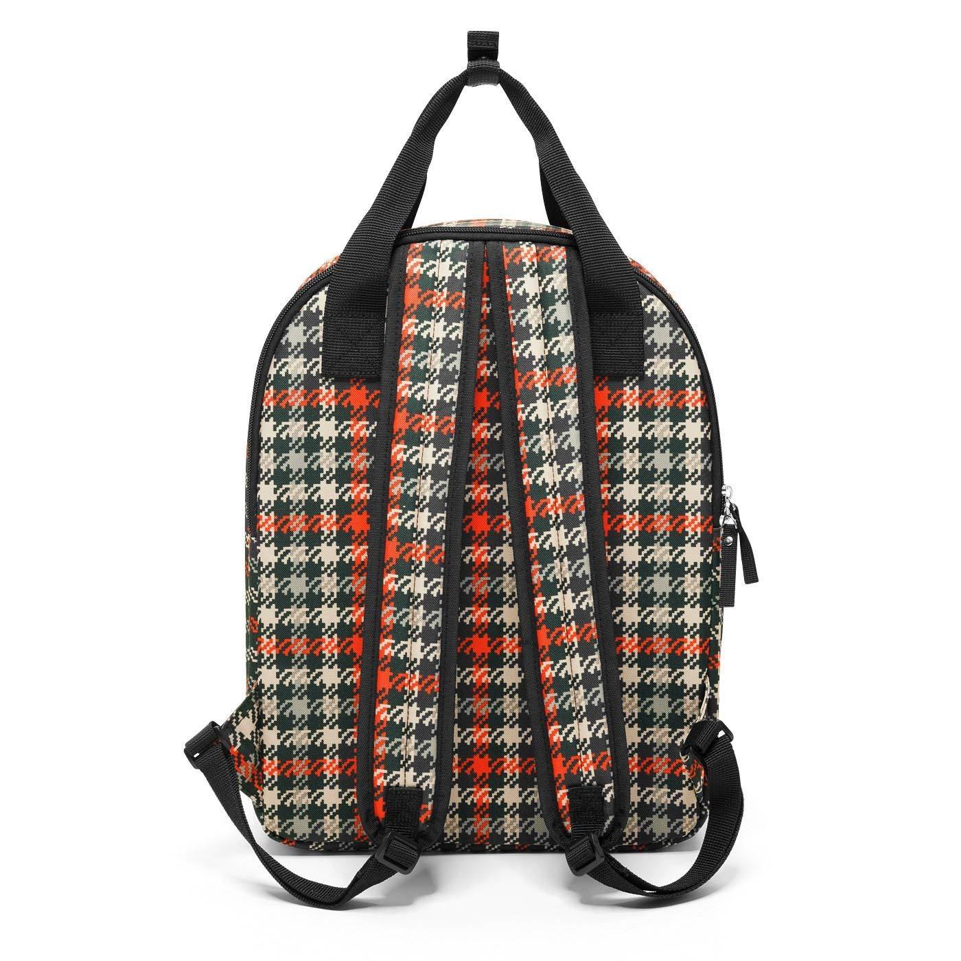 Lehký batoh/taška EASYFITBAG glencheck red_0