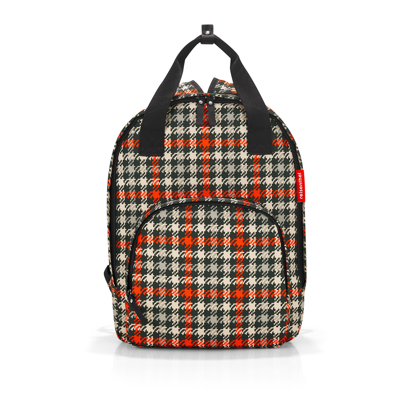 Lehký batoh/taška EASYFITBAG glencheck red_2