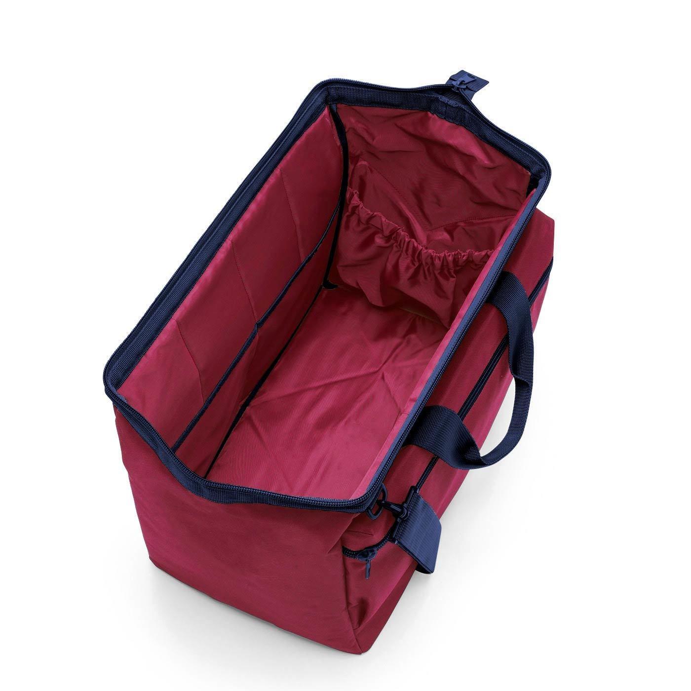 Cestovní taška ALLROUNDER L pocket dark ruby_0