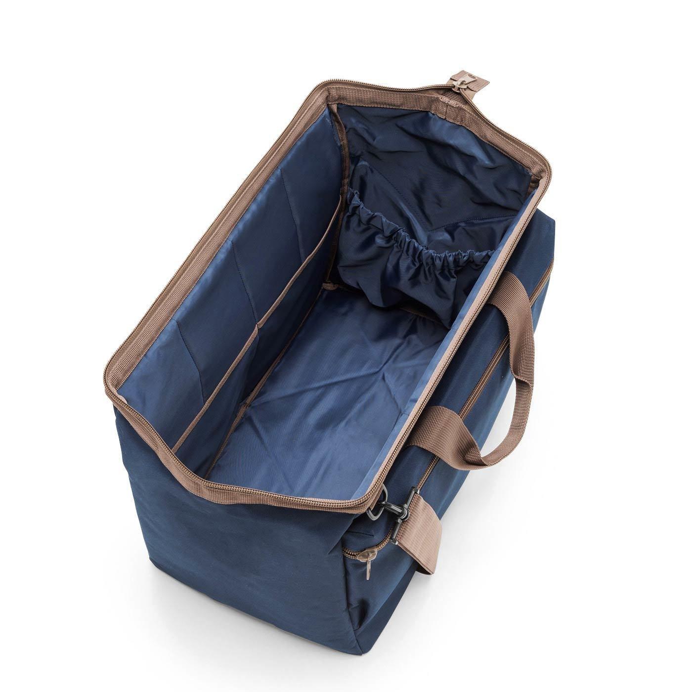 Cestovní taška ALLROUNDER L pocket dark blue_0