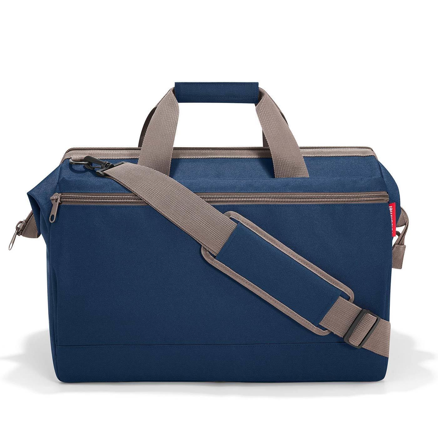 Cestovní taška ALLROUNDER L pocket dark blue_1