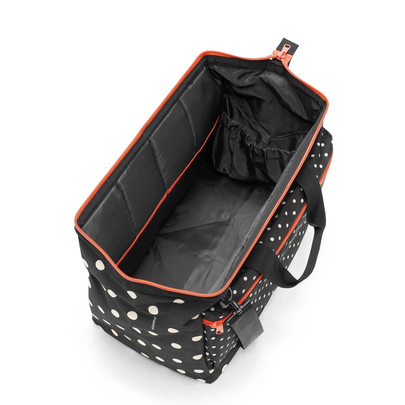 Cestovní taška ALLROUNDER L pocket mixed dots_1