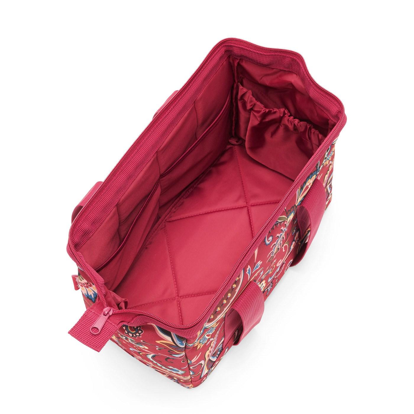Cestovní taška ALLROUNDER S paisley ruby_0