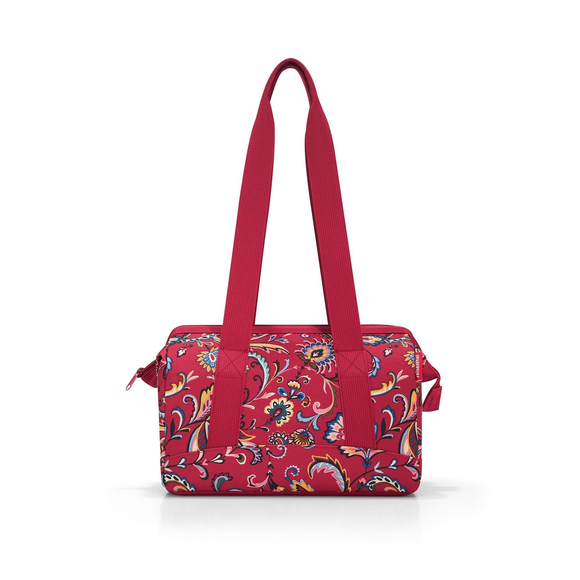 Cestovní taška ALLROUNDER S paisley ruby_1
