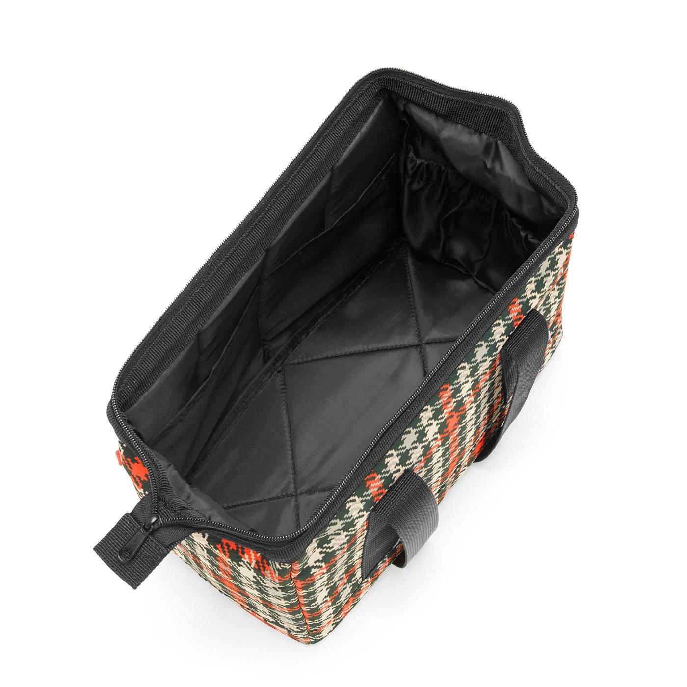 Cestovní taška ALLROUNDER S glencheck red_0