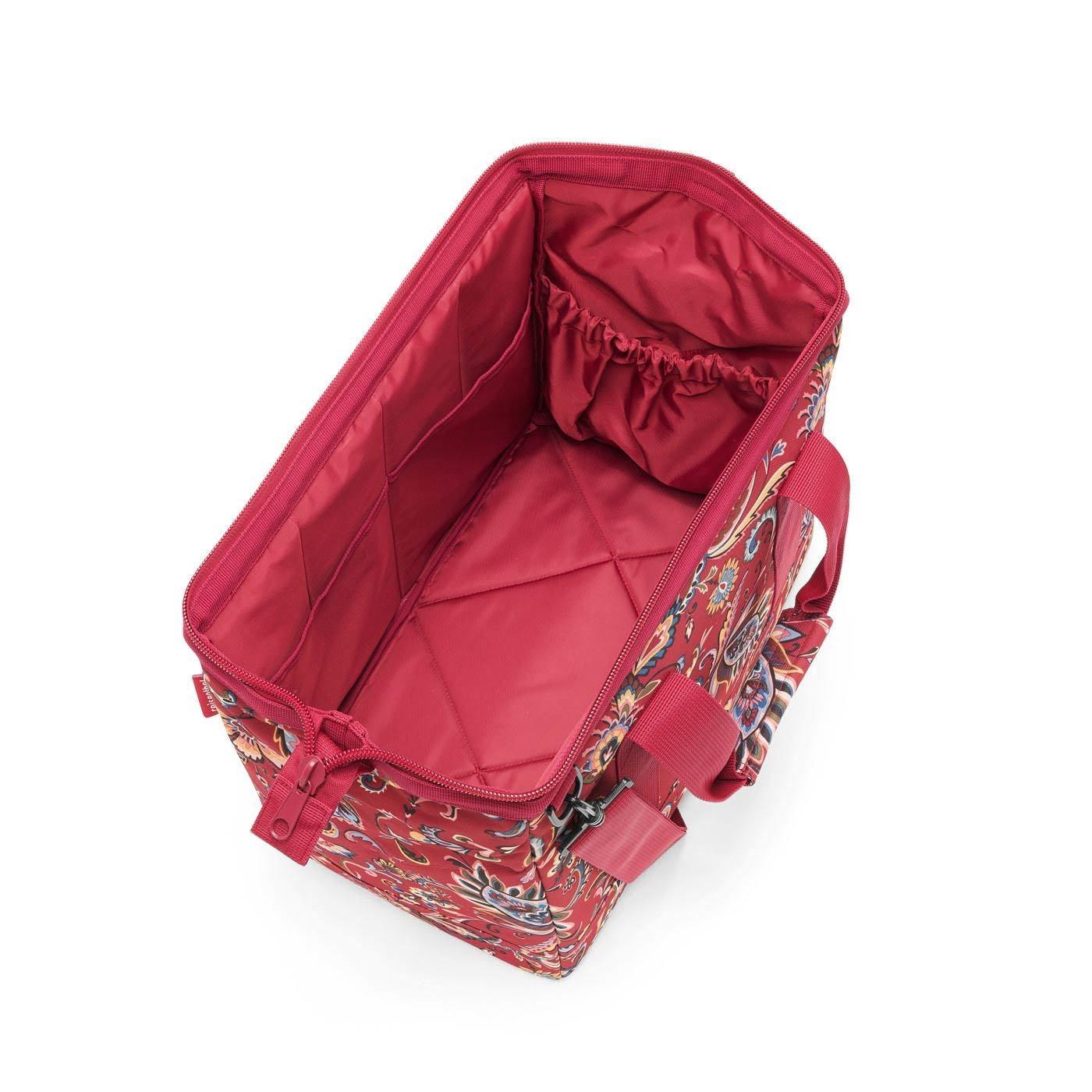 Cestovní taška ALLROUNDER M paisley ruby_0