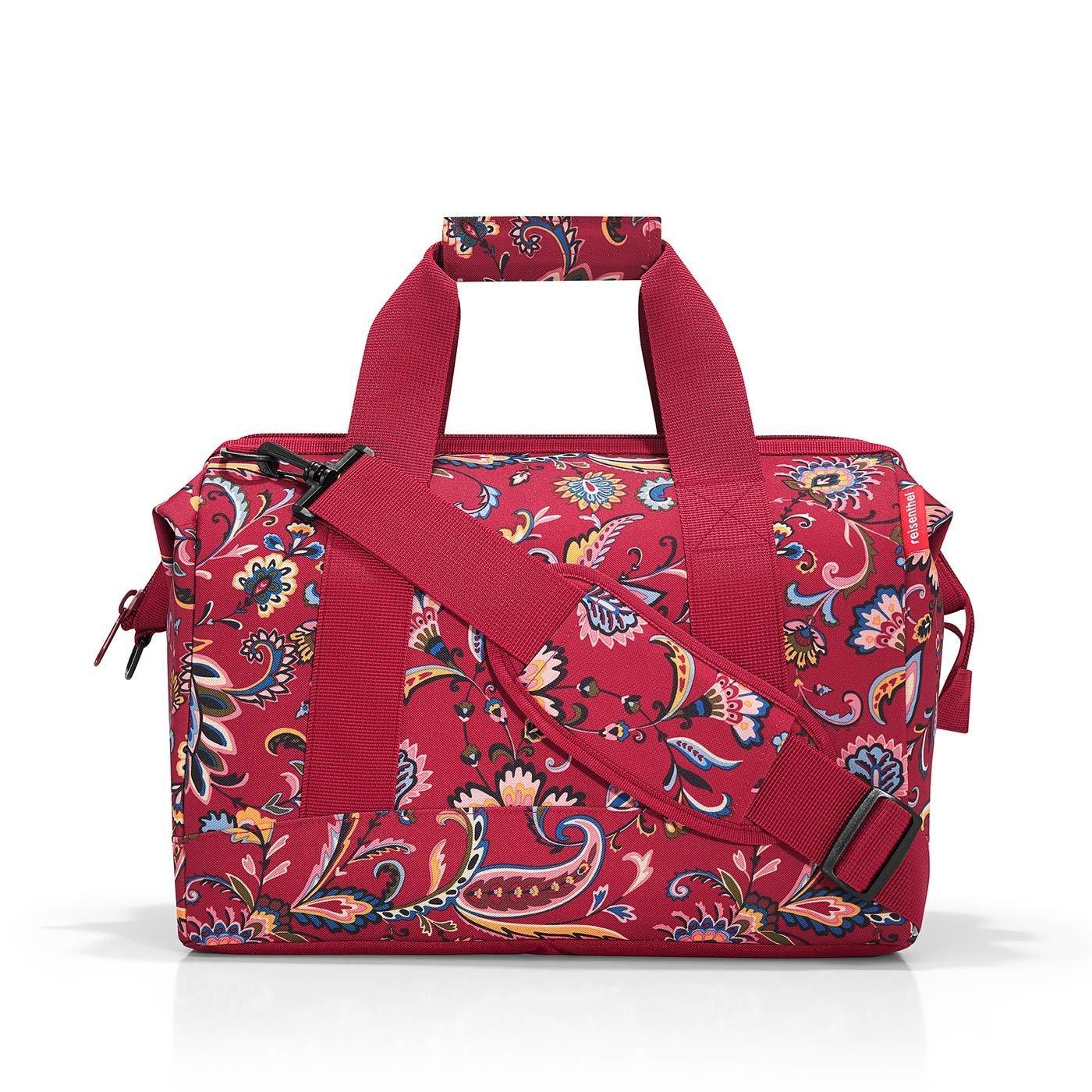 Cestovní taška ALLROUNDER M paisley ruby_1