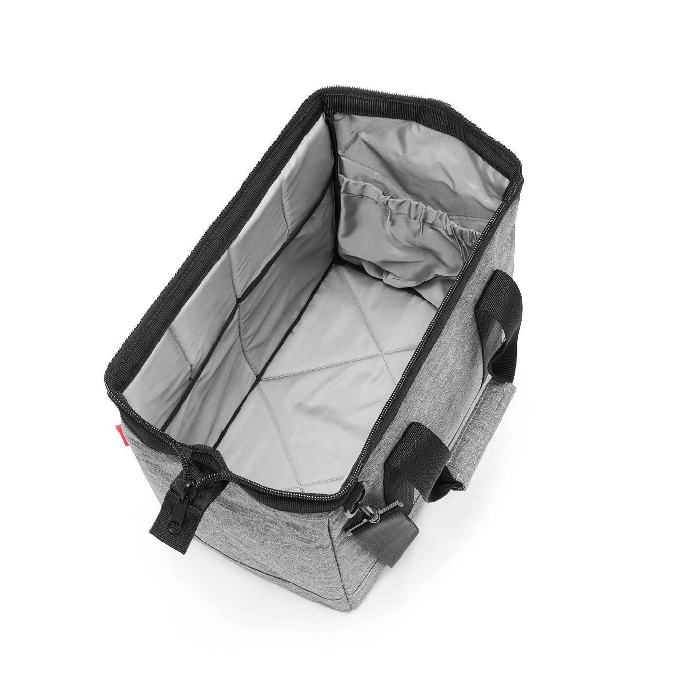 Cestovní taška ALLROUNDER M twist silver_1