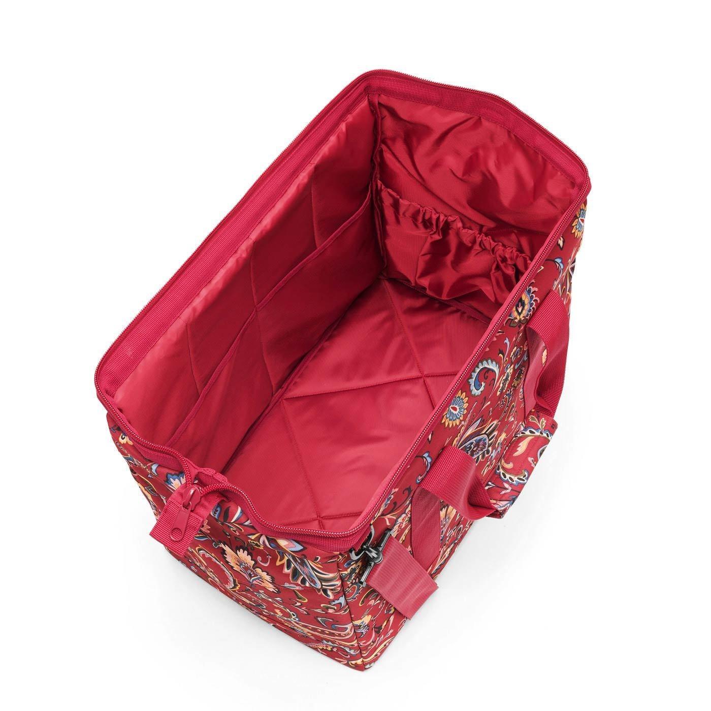 Cestovní taška ALLROUNDER L paisley ruby_0