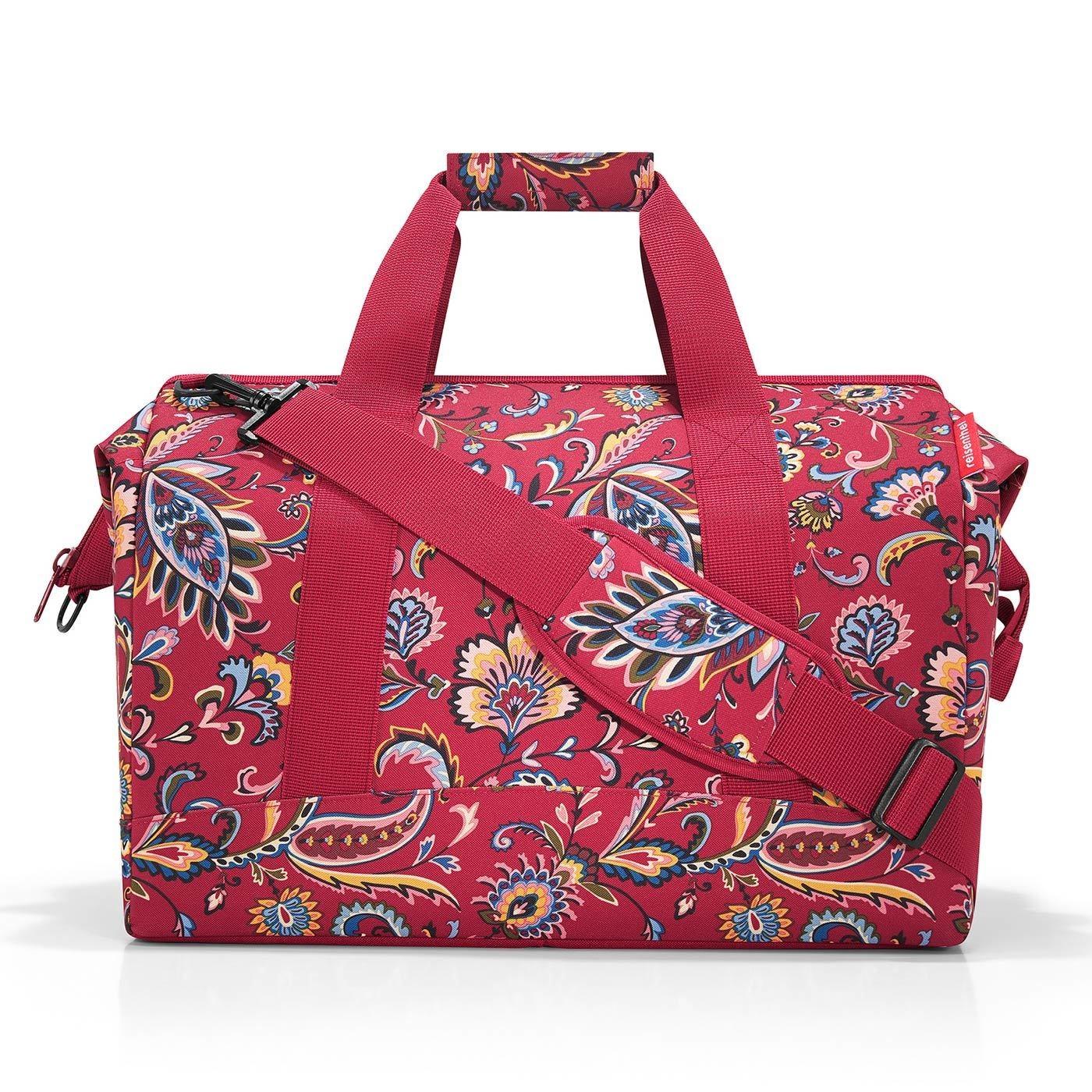 Cestovní taška ALLROUNDER L paisley ruby_1