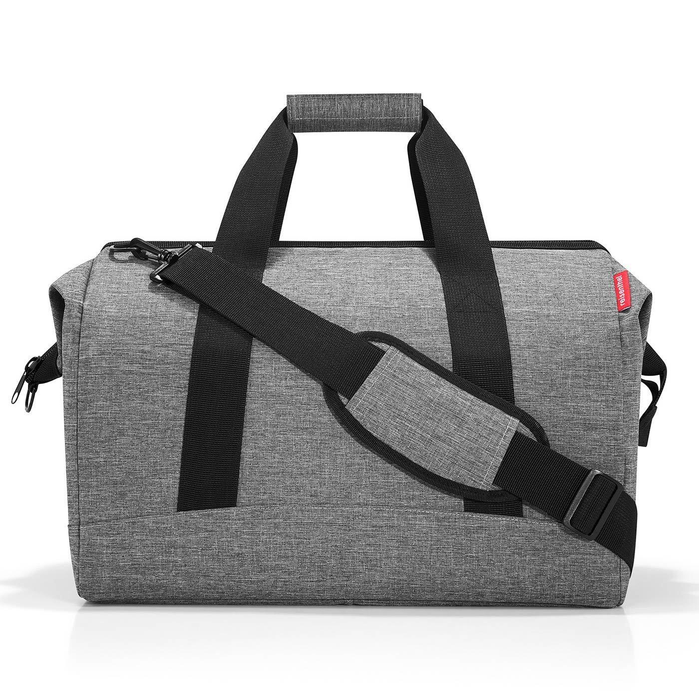 Cestovní taška ALLROUNDER L twist silver_1