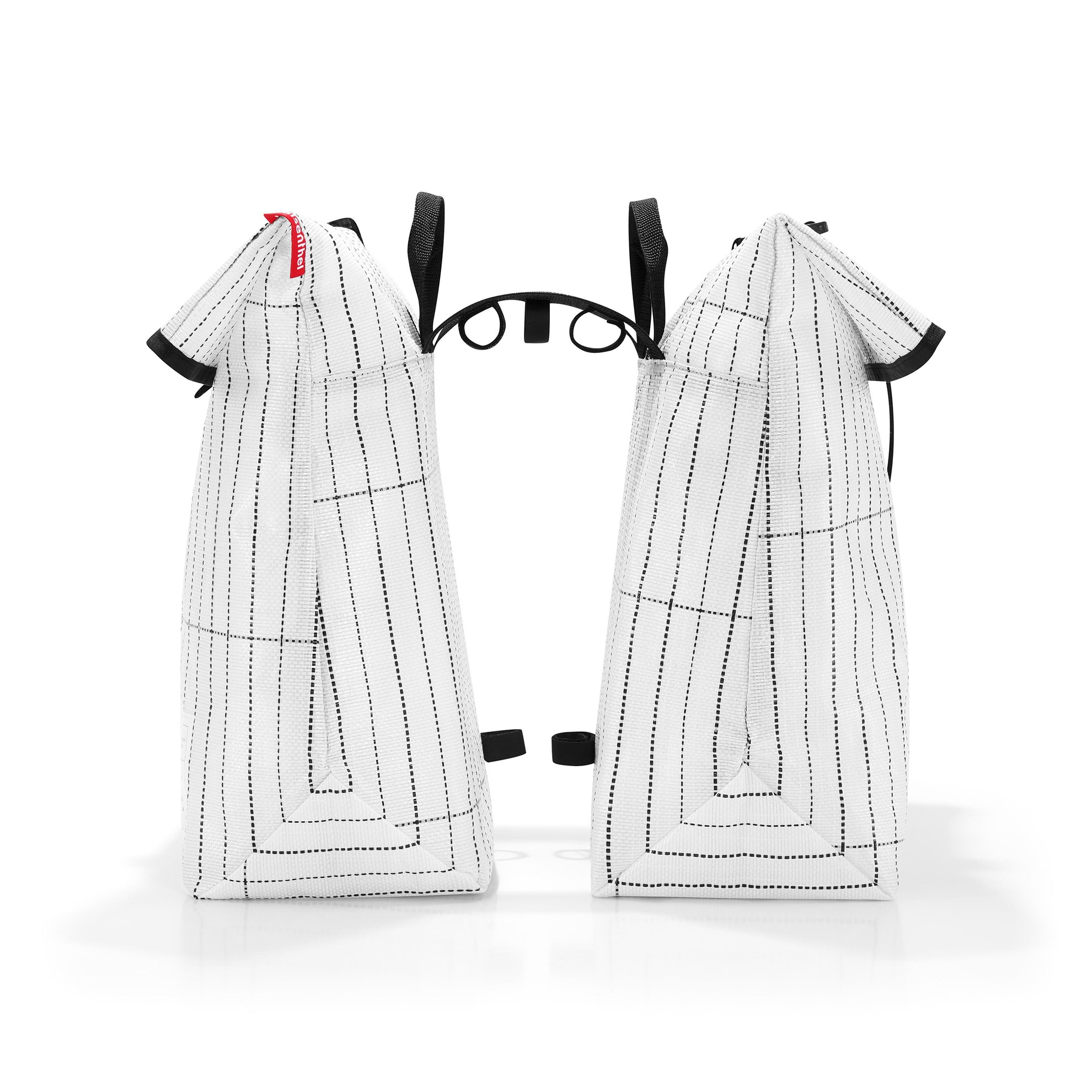 #urban twin bikebag copenhagen black & white_0