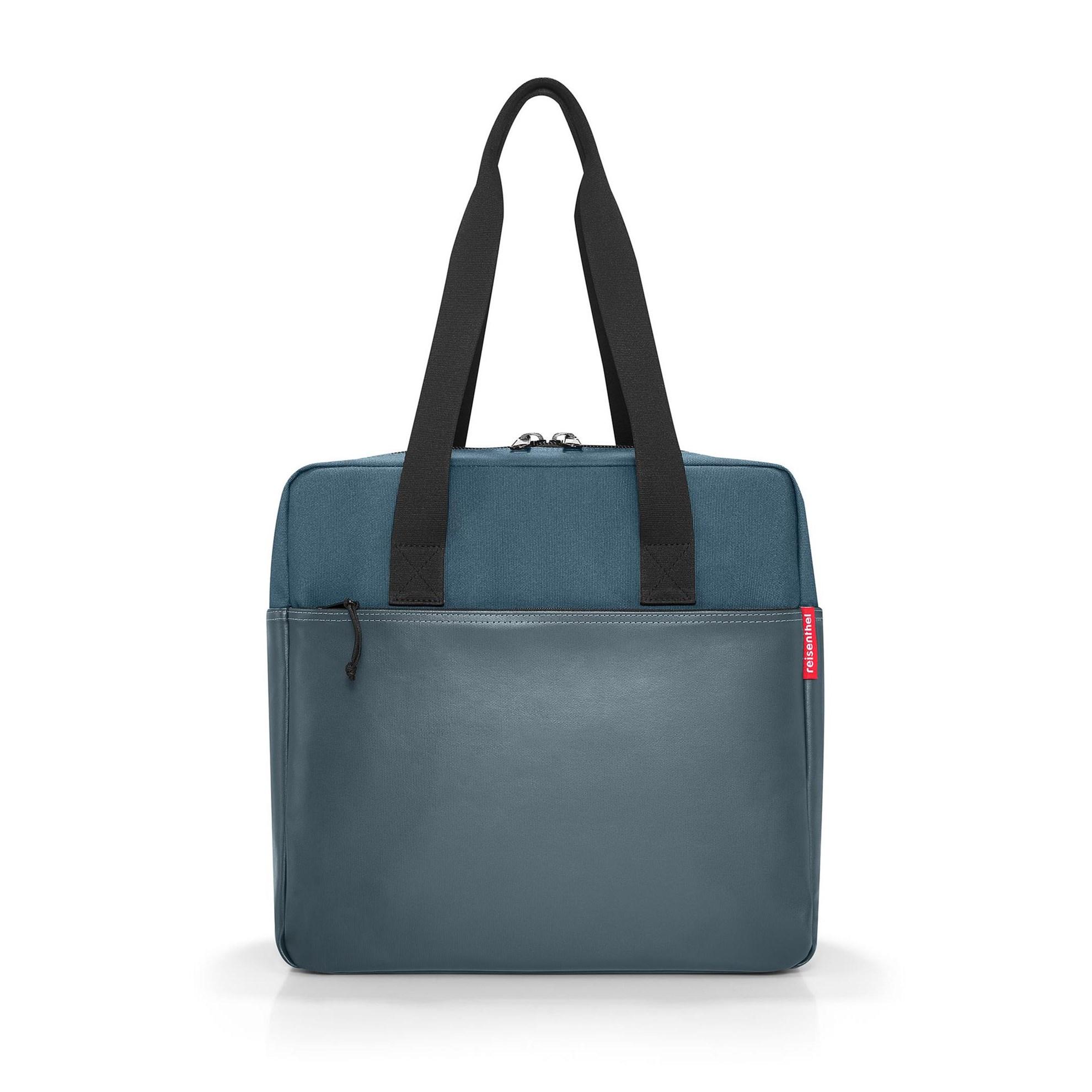Cestovní taška PERFORMER canvas blue_0