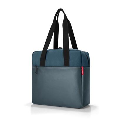 Cestovní taška PERFORMER canvas blue_1